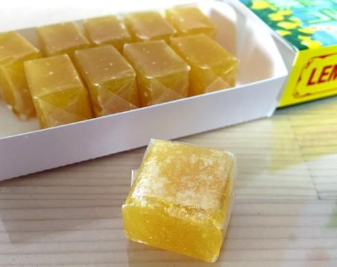 瀬戸内レモンアメ、ボンタンアメ シリーズのセイカ食品から