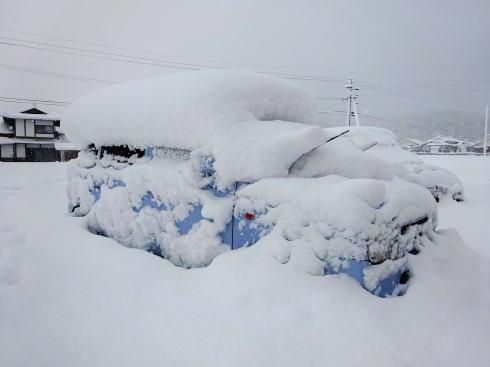 強烈寒波が襲来、広島県庄原市高野が降雪量全国ナンバー1へ