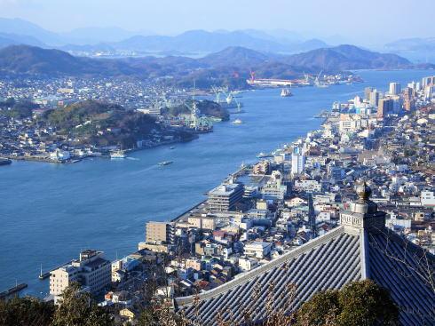 浄土寺山展望台、尾道の絶景見渡すフォトスポット