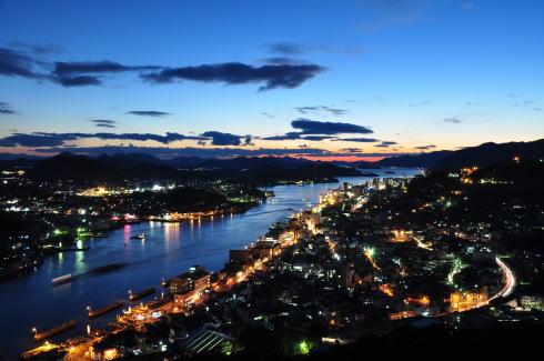 浄土寺山展望台からの風景4