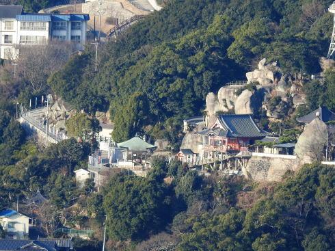 浄土寺山展望台からの風景2