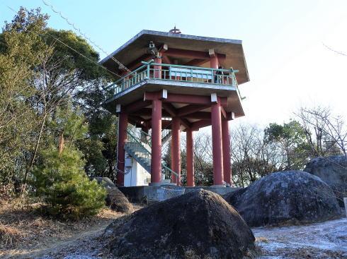 浄土寺山展望台 の写真
