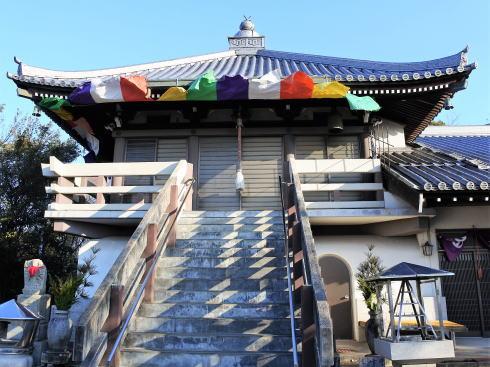 浄土寺 奥の院