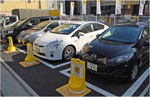 乗り捨てOK!広島空港タイムズカーシェア(レンタカー)サービス開始