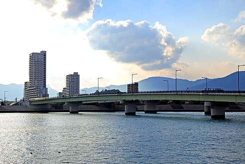 新八幡川橋