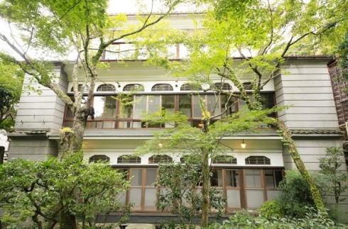 国指定文化財の宿ランキング 萬翠楼福住(神奈川)