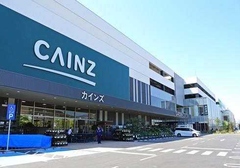 カインズ 広島LECT(レクト)店、ペットコーナーやDIY・インテリアなど店内の様子