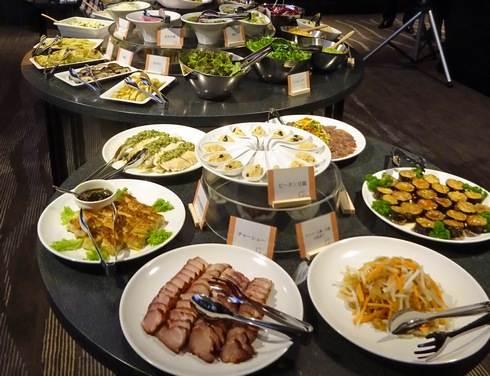 リーガの中国料理「チャイニーズダイニング リュウ」