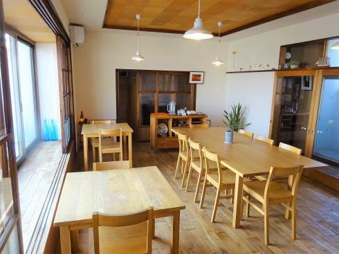 尾道 さくらcafe 店内の様子3