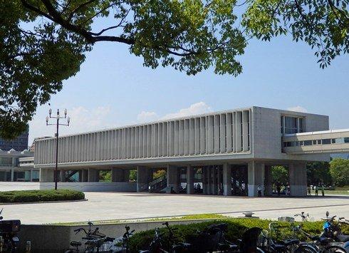 原爆資料館(広島平和記念資料館)