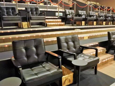 福山駅前シネマモード、駅から3分の居心地よいこだわり映画館