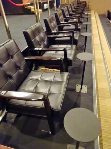 福山駅前シネマモード バルコニー席の写真2