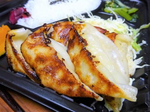 北広島 かあちゃん餃子、大朝の人気手作り弁当屋さん