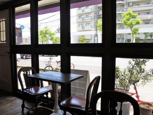 広島市 ミカグランドカフェ 店内の様子2