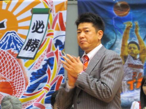 佐古賢一、広島ドラゴンフライズ初代指揮官が退団へ
