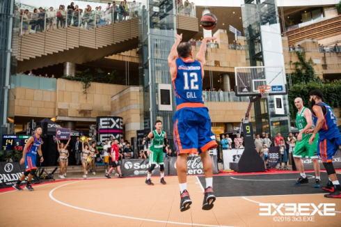 無料観覧!3人制バスケ、国内トップリーグを全国の商業施設で開催