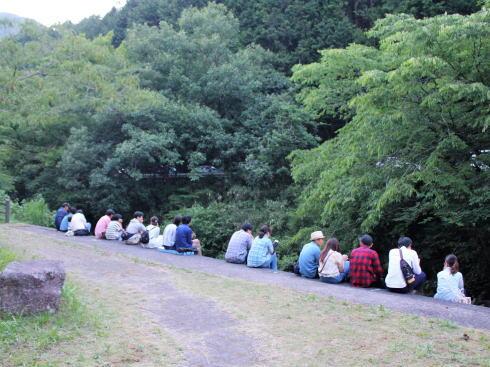 庄原市 ほたる見公園 の風景4