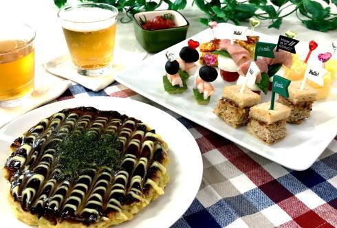 東京でプレミアムフライデーお好み焼教室、オタフクが開催