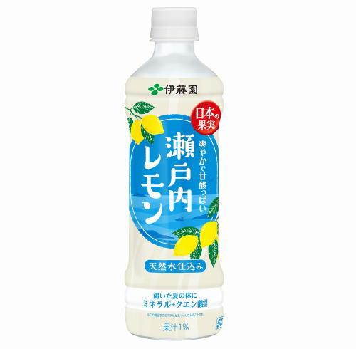 瀬戸内レモンで熱中症対策、果実水「日本の果実 瀬戸内レモン」発売