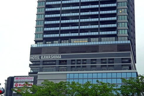 広島駅前にホテル川島オープン