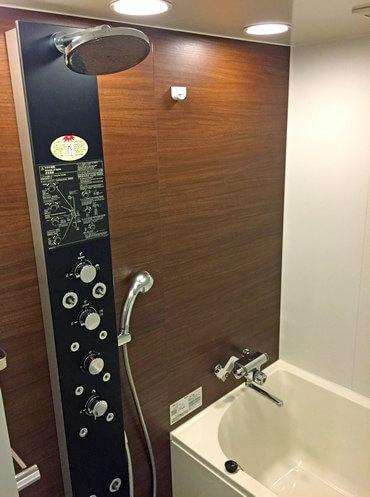 ホテル川島のお風呂