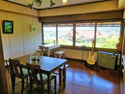 北広島カフェ オトナイ 一番広い部屋