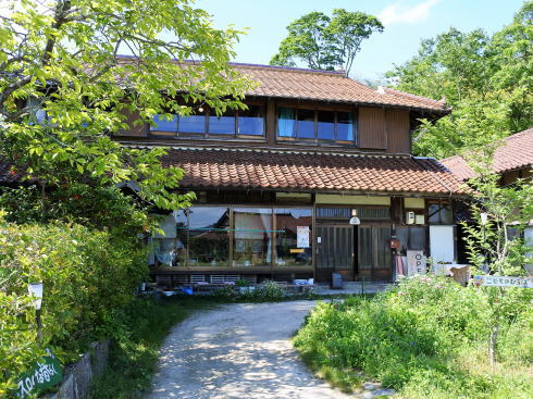 北広島大朝 オトナイ、子供連れOK スローな時間が流れる古民家カフェ