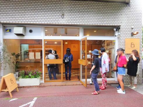 広島市 キューブザベーカリー 外観