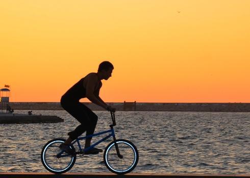 とびしま海道の景色を楽しむ自転車のファンライド「オレンジライド2017」開催
