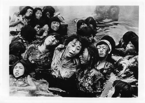 幻の名画「ひろしま」限定上映、広島市民が9万人エキストラ出演