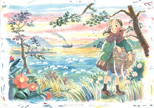 広島・福岡・名古屋で「この世界の片隅に」原画展