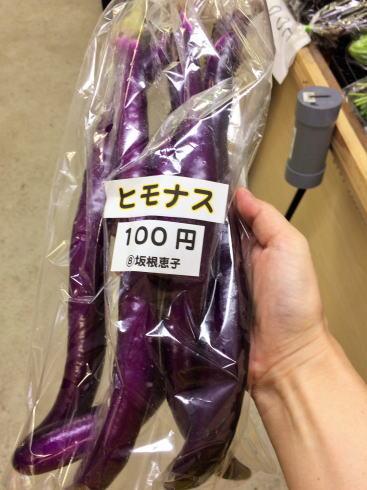 里の駅 能美産直市場 で販売されていた野菜