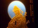 宮島・大聖院で お戒壇めぐり、まっ暗闇の中を歩いて進むのだ
