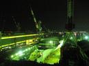 IHI呉の 工場夜景が美しい!呉港 と工場萌えも