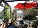 cafe時遊人、廿日市の団地の中 庭のある小さな喫茶店