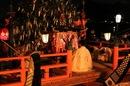 宮島 厳島神社で管絃祭、地御前と宮島の管絃 奉納を追跡してきた