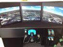 広島空港に フライトシミュレーター登場!操縦席を本格体験しよう