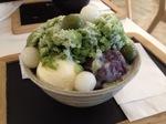甘党 はち乃木、広島の有名 和(と洋風)スイーツのお店で夏はひと涼み