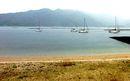 ビーチ長浜(長浜海岸) 、江田島の夏のレジャースポットでキャンプも