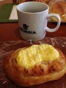 コペイカ、大竹駅前 イートインもできるパンとケーキのお店