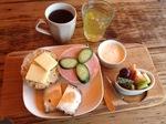 フェルダーシェフで爽やかモーニング!ドイツの朝食 夕方でも食べれる?