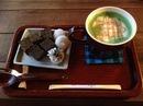 尾道の 日本茶ばーUZI(ウージー)、日本茶専門店でまったりカフェ