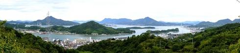 因島公園 からの眺め 画像3