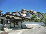 宮浜温泉 旅館 かんざき、宮島の対岸にあるお庭の綺麗な宿