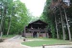 正直村、北広島の聖湖と緑とに癒される秘境カフェ