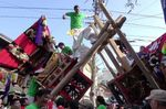 三原 ふとんだんじり(能地春祭り)、豊漁願う男たちのワイルドな祭り