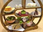 グランヴィア広島で和風アフタヌーンティー、日本料理店のティータイム
