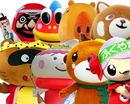 ゆるキャラグランプリ2016、広島県から31キャラがエントリー