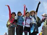 トレッキングへGO!山の日に庄原「比婆山」で、山歩きの魅力を体験