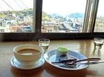 尾道古民家 さくらカフェ、手作り和洋菓子でほっこり